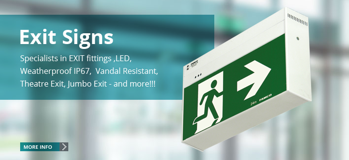 Amazing Emergency Lighting. PreviousNext