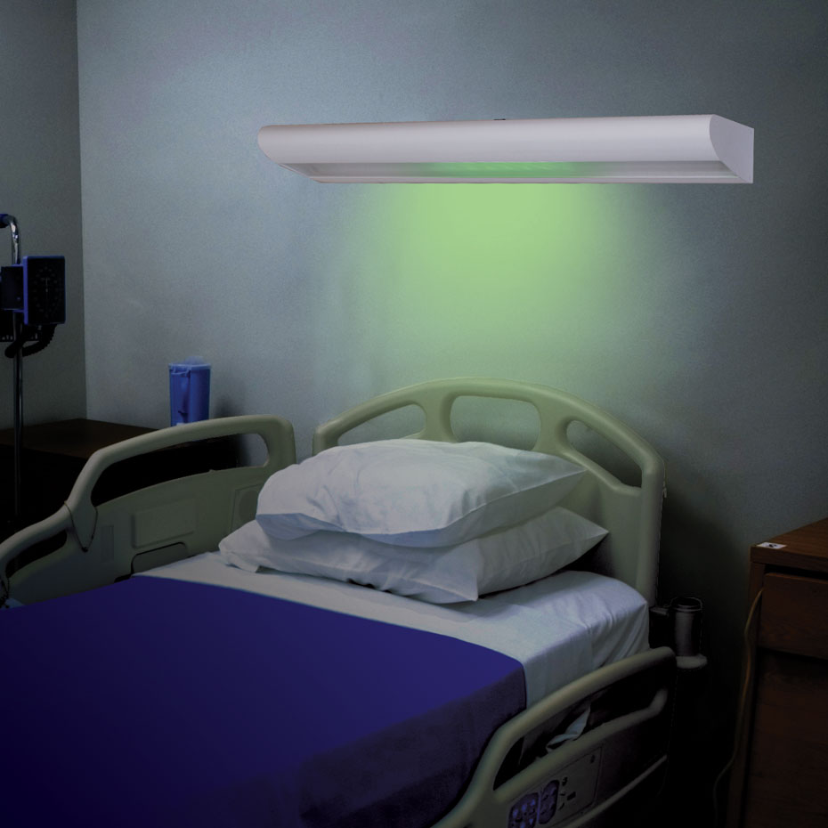 Wing Overbed Light Led Famco