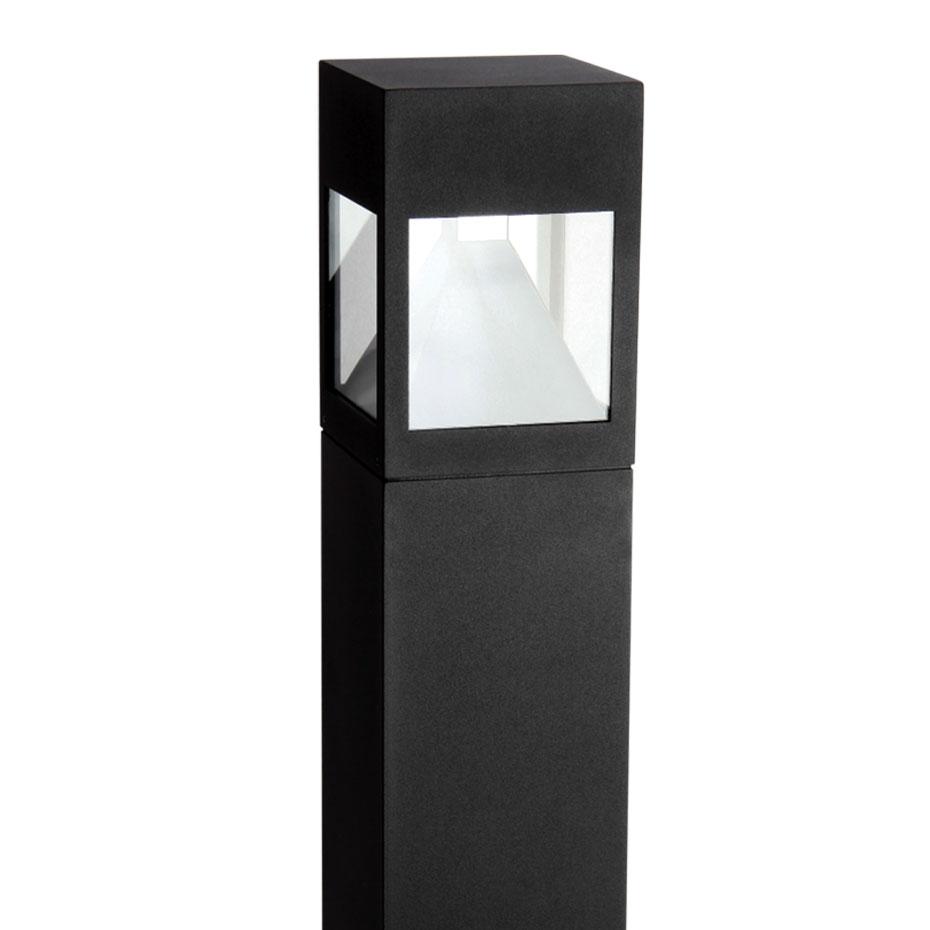 led bollards famco. Black Bedroom Furniture Sets. Home Design Ideas